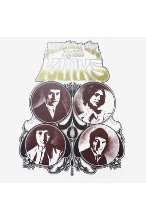 The Kinks - Something Else By The Kinks, 2LP