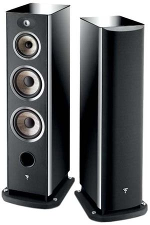 Напольные колонки Focal Aria 948 Black High Gloss