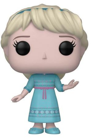 "Фигурка POP! ""Disney: Frozen 2: Young Elsa"""