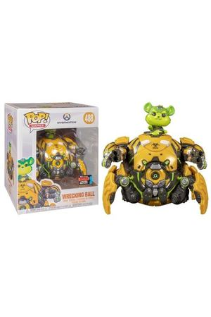 "Фигурка POP! ""NYCC Exc: Games: Overwatch: 6"" Txc Wrckng Ball"""