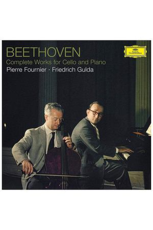 Pierre Fournier, Friedrich Gulda - Beethoven ‎– Complete Works for Cello and Piano