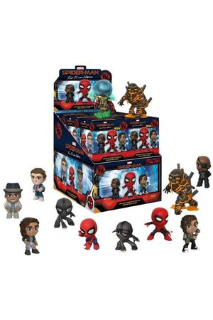 "Фигурка Mystery Minis ""Marvel: Spider-Man: Far From Home: 12PC PDQ"", в ассортименте"