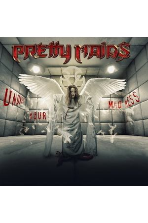 Pretty Maids ‎- Undress Your Madness