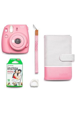 "Набор ""Instax Mini 9 Yellow Pineapple Set"""