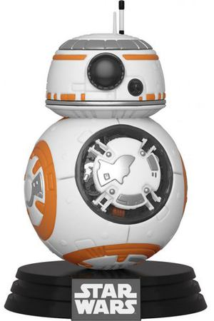 "Фигурка POP! Bobble ""Star Wars Ep 9: BB-8"""
