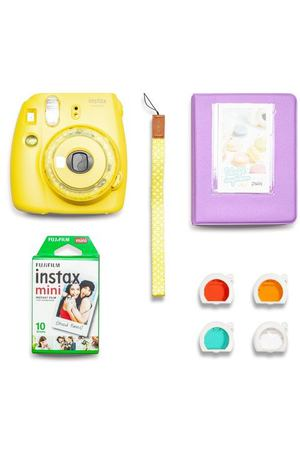 "Набор ""Instax Mini 9 Blue Ice Cream Set"""