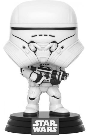 "Фигурка POP! Bobble ""Star Wars Ep 9: First Order Jet Trooper"""