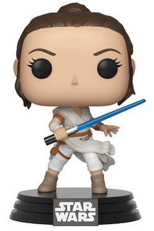 "Фигурка POP! Bobble ""Star Wars Ep 9: Rey"""