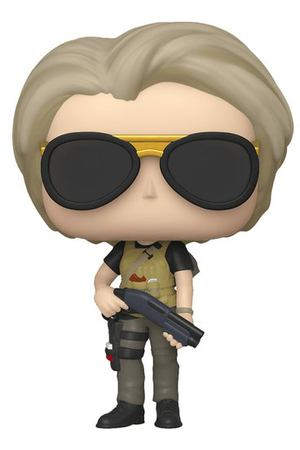 "Фигурка POP! ""Terminator Dark Fate: Sarah Connor w Chase"""