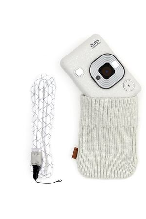 "Набор ""Instax mini LiPlay Stone White Hard"""