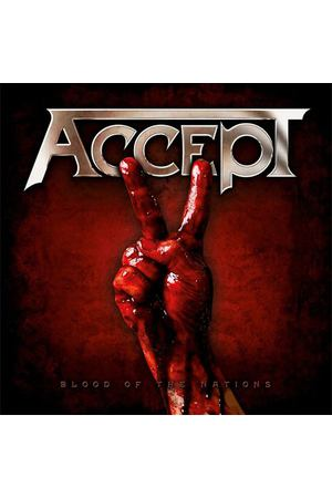 Accept - Blood Of The Nations, 2LP