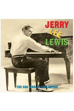 Jerry Lee Lewis - The Sun Singles