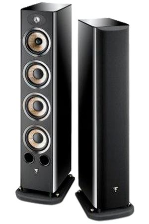 Напольные колонки Focal Aria 936 Black High Gloss
