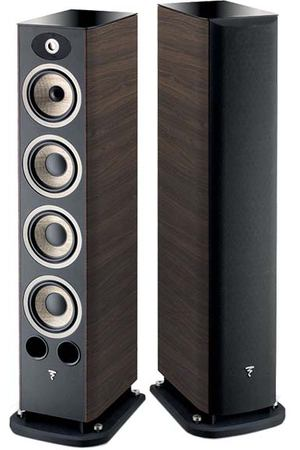 Напольные колонки Focal Aria 936 Noyer