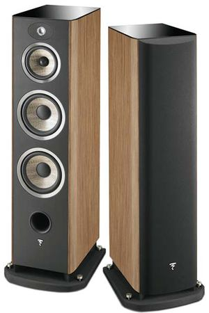Напольные колонки Focal Aria 948 Prime Walnut