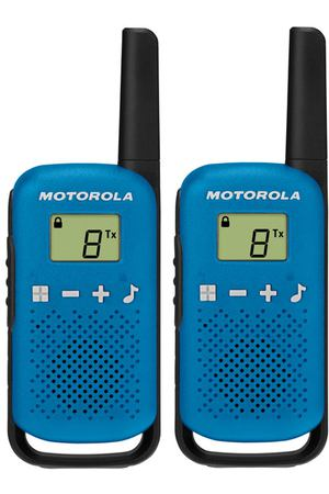 Рация Motorola Talkabout T42 Blue/Black (2 штуки)