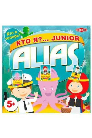 "Игра ""Junior Alias. Кто я?"""