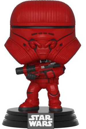 "Фигурка POP! Bobble ""Star Wars Ep 9: Sith Jet Trooper"""