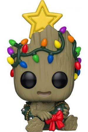 "Фигурка POP! Bobble ""Marvel: Holiday: Groot"""