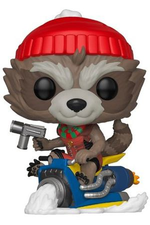 "Фигурка POP! Bobble ""Marvel: Holiday: Rocket"""