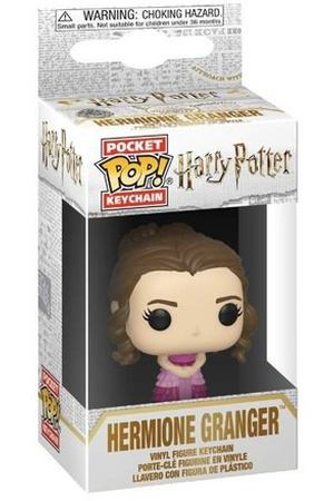 "Брелок Pocket POP! Keychain ""Harry Potter: Hermione (Yule)"""