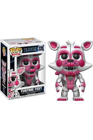 "Фигурка POP! ""Games: FNAF: Sister Location: Funtime Foxy"""