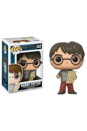 "Фигурка POP! ""Harry Potter. Harry with Marauders Map"""