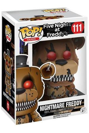 "Фигурка POP! ""Games: FNAF: Nightmare Freddy"""