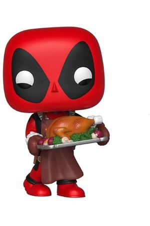 "Фигурка POP! Bobble ""Marvel: Holiday: Deadpool"""