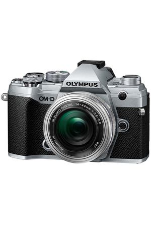 Фотоаппарат системный Olympus E-M5 Mark III (SLV) 14-42mm EZ (SLV)