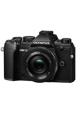Фотоаппарат системный Olympus E-M5 Mark III (BLK) 14-42mm EZ (BLK)