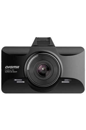 Видеорегистратор Digma FreeDrive 350 Super HD Night Black