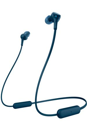 Наушники Bluetooth Sony WI-XB400 Blue
