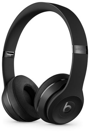 Наушники Bluetooth Beats Solo3 Wireless Black (MX432EE/A)
