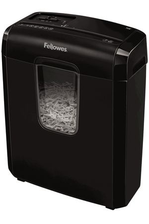 Шредер Fellowes PowerShred 6C