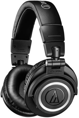 Наушники Bluetooth Audio-Technica ATH-M50xBT