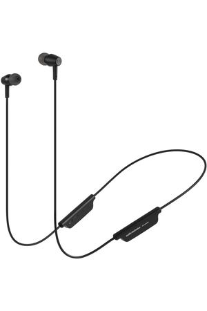 Наушники Bluetooth Audio-Technica ATH-CLR100BT Black