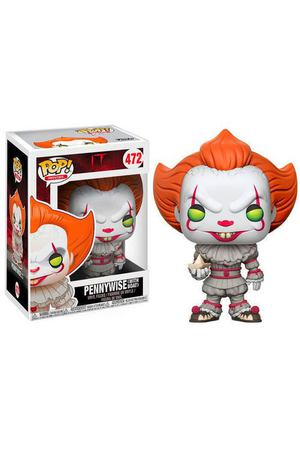 "Фигурка POP! Movies ""Pennywise with Boat"""
