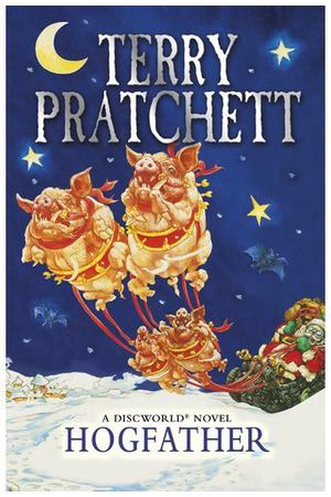 Terry Pratchett. Hogfather
