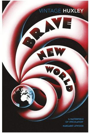 Aldous Huxley. Brave new world