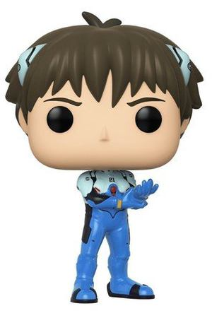 "Фигурка  POP! ""Evangelion: Shinji Ikari"""