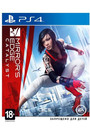 PS4 игра EA Mirror's Edge Catalyst