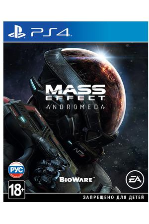 PS4 игра EA Mass Effect Andromeda