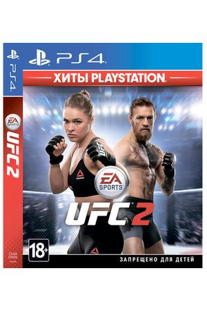 PS4 игра EA UFC 2. Хиты PlayStation