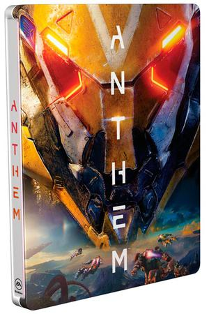 PS4 игра EA Anthem Limited Steelbook Edition