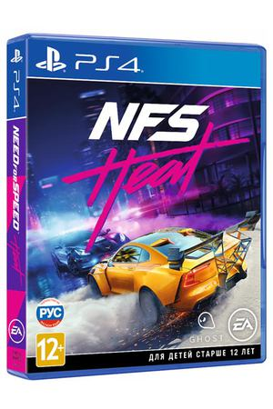PS4 игра EA Need for Speed Heat