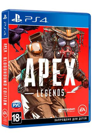PS4 игра EA Apex Legends. Bloodhound Edition