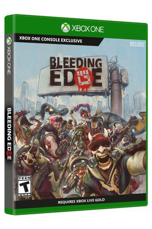 Xbox One игра Microsoft Bleeding Edge