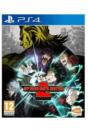 PS4 игра Bandai Namco My Hero One's Justice 2