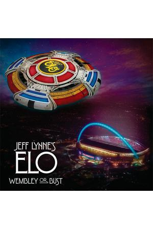 Виниловая пластинка Warner Music Jeff Lynne's Elo:Wembley Or Bust
